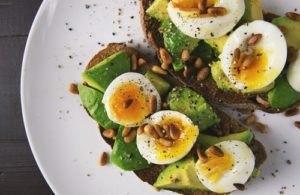 Eggs & Baked Beans