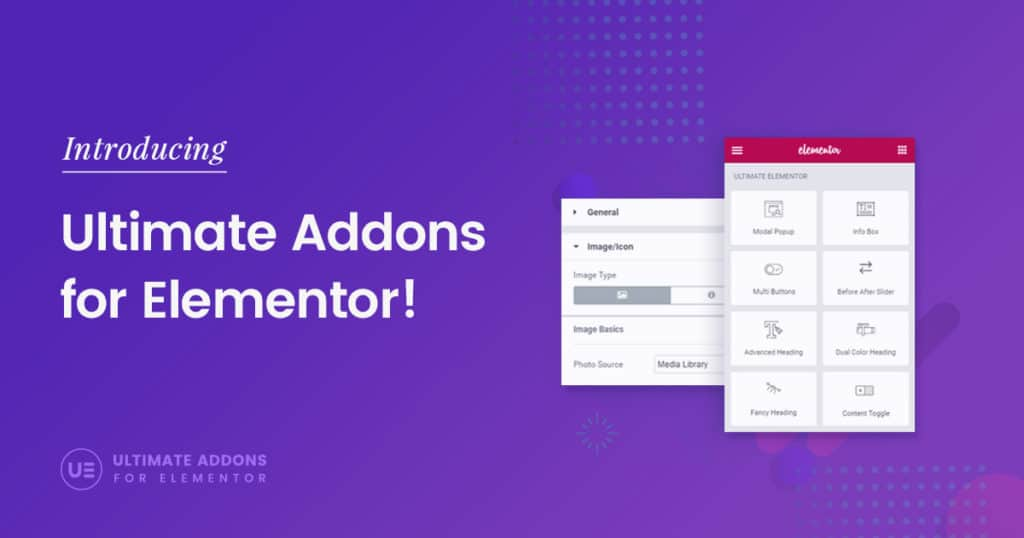 Introducing the Ultimate Addons for Elementor! – Ultimate