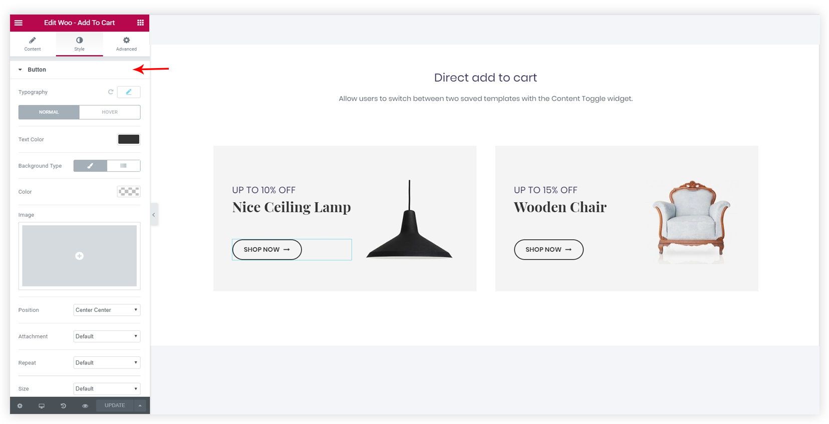 How to add WooCommerce Add To Cart button on the page